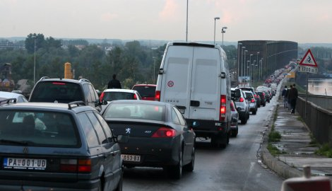Blokiran Pančevački most