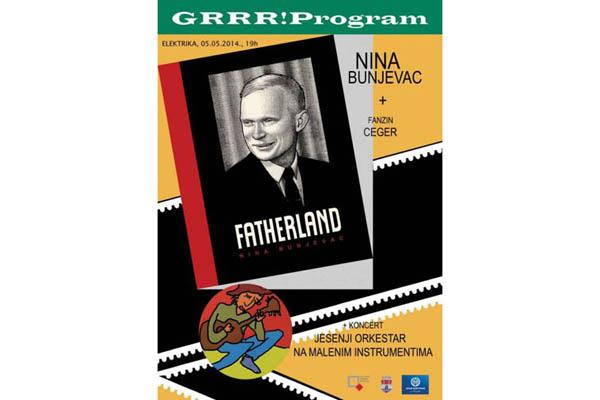 GRRR! Program: Stiže kanadska strip autorka Nina Bunjevac