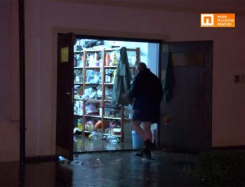 Кишница на улицама Панчева
