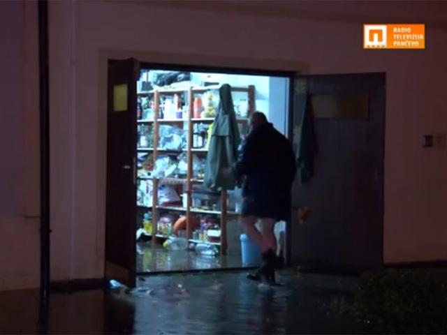 Кишница поплавика куће