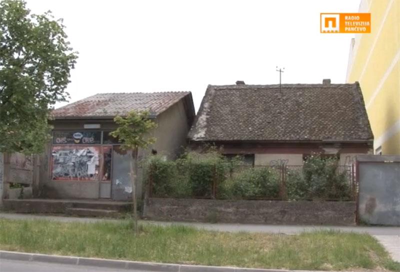 Напуштена кућа у Св.Милетића