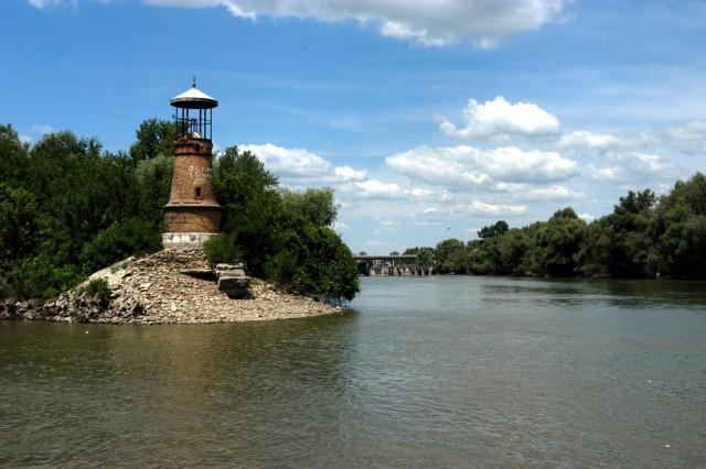 Ušće Tamiša u Dunav