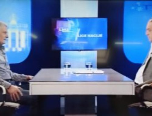 """Fudbalska legenda Dušan Savić u emisiji """"Lice nacije"""""""