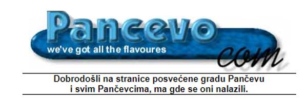 Pancevo.com stari logo
