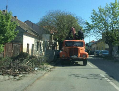 Prolećna akcija uklanjanja kabastog smeća. Saznajte kada ce odnositi kod vas