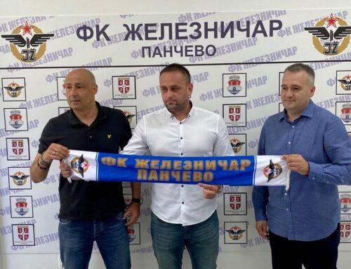 Marko Perović novi šef stručnog štaba