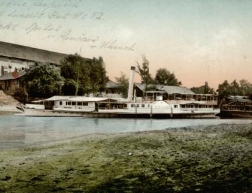 Pančevo juče za sutra: Istorija Tamiške luke u Pančevu [Video]