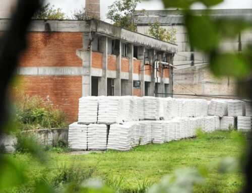 Opasni amonijum-nitrat skladišti se u Azotari u Pančevu [Video]
