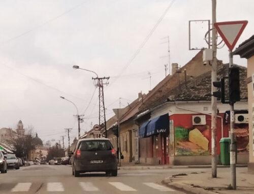 Raspored saobraćajnih kamera