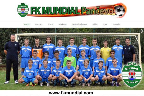 ФК Мундиал Панчево