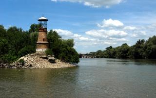 Ушће Тамиша у Дунав