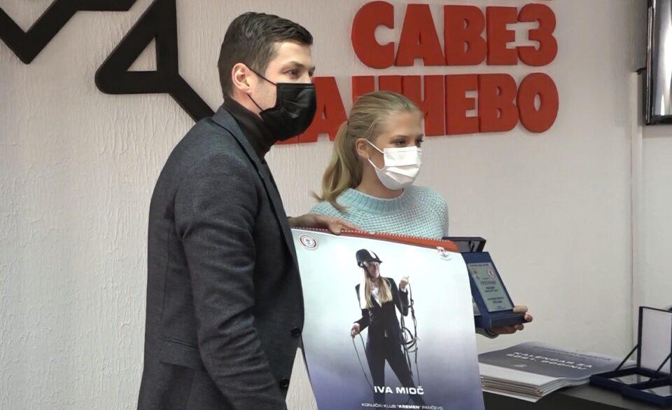Titula državne prvakinje kruna uspeha za Ivu Mioč [VIDEO]
